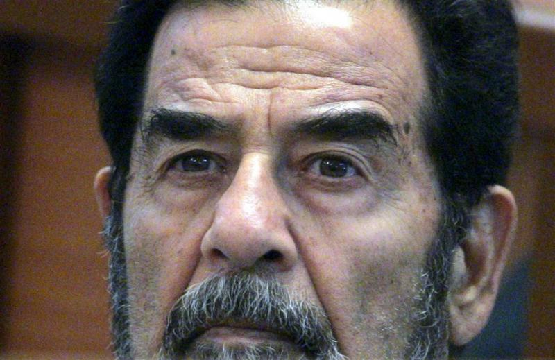 CIA-ondervrager Saddam Hoessein: VS zat fout