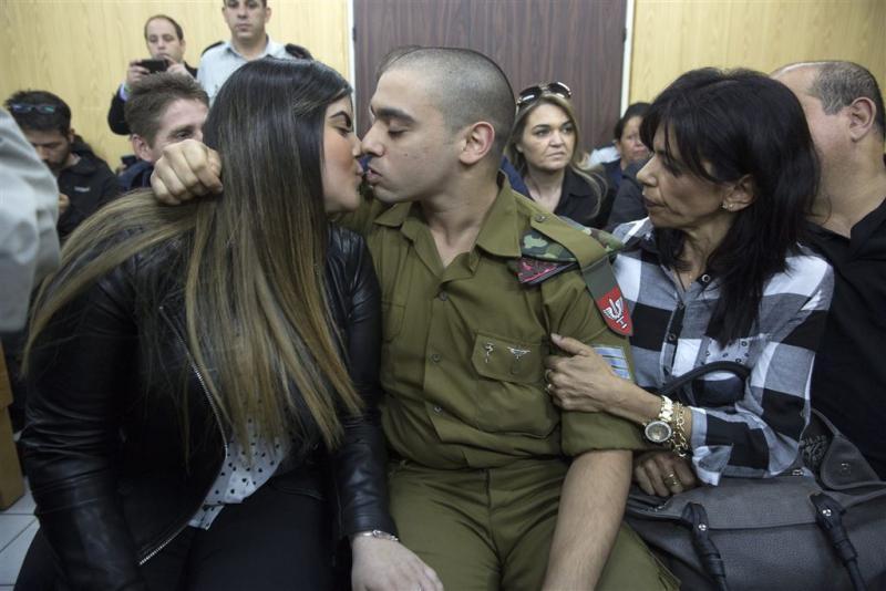 Israëlische sergeant schuldig aan doodslag