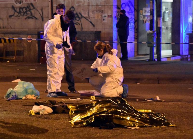 Verdachte aanslag Berlijn aangehouden