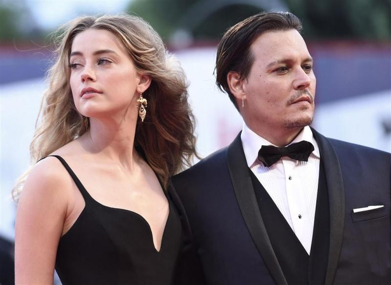 Johnny Depp haalt weer uit naar Amber Heard