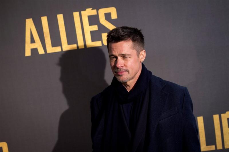 Brad Pitt mag kinderen vijf uur per week zien