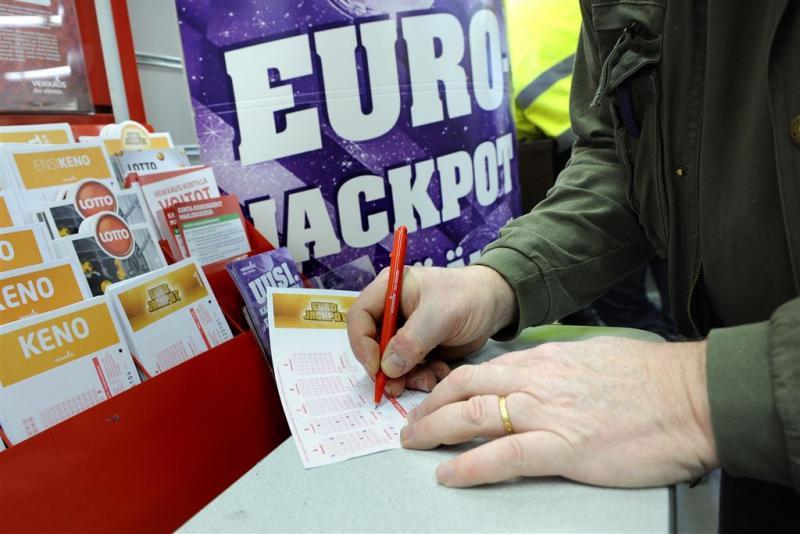 Eurojackpot van 18 miljoen valt in Rotterdam