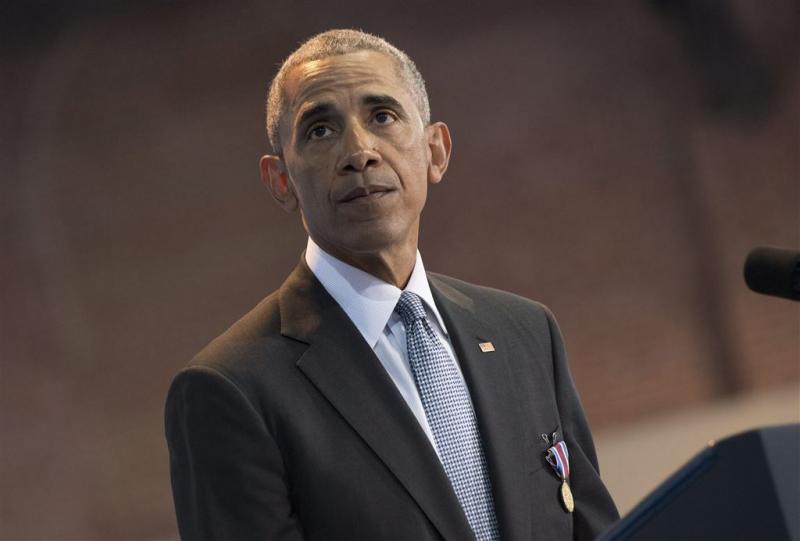 Beroemdheden zwaaien Barack Obama uit