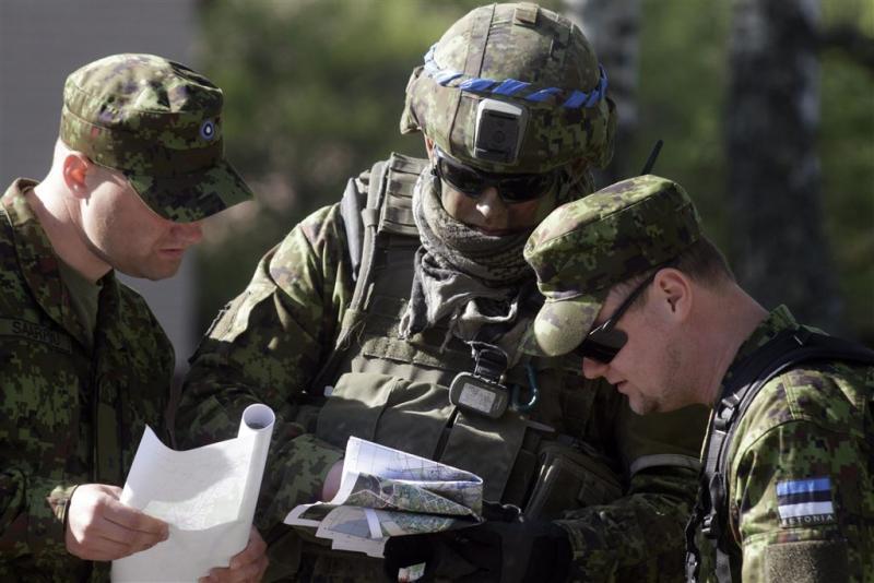 Cyberaanval op Baltisch nieuws