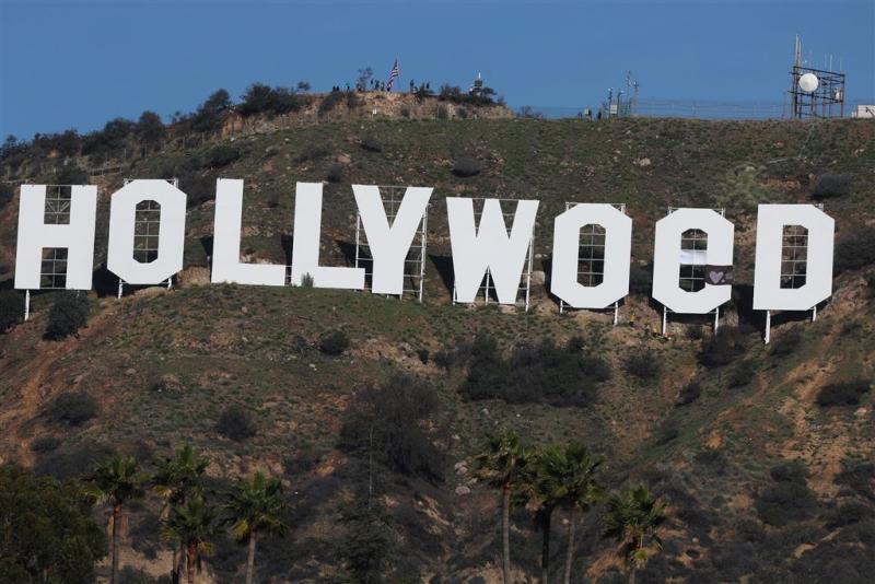 Aanpassen Hollywoodbord was 'marihuana-kunst'