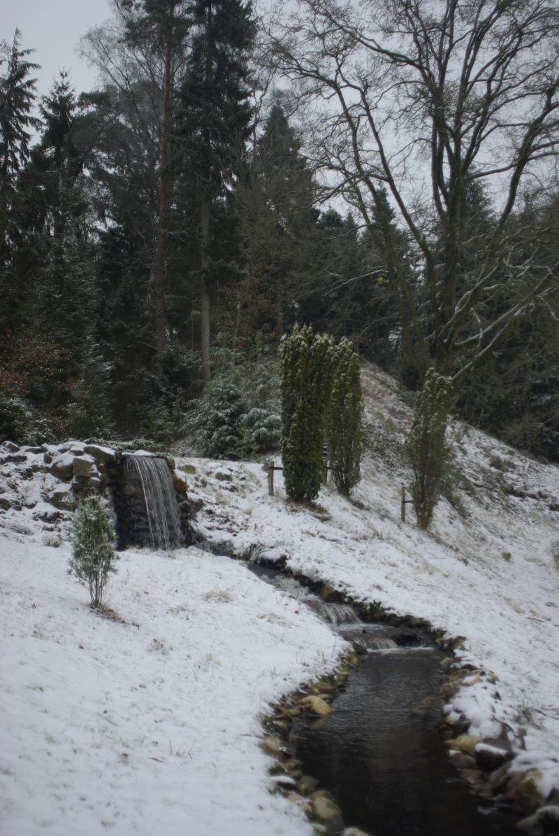 Park Berg en Bos in Apeldoorn, afgelopen zaterdagmiddag (Foto: di)