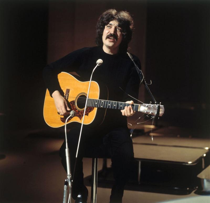 Singer-songwriter Peter Sarstedt overleden