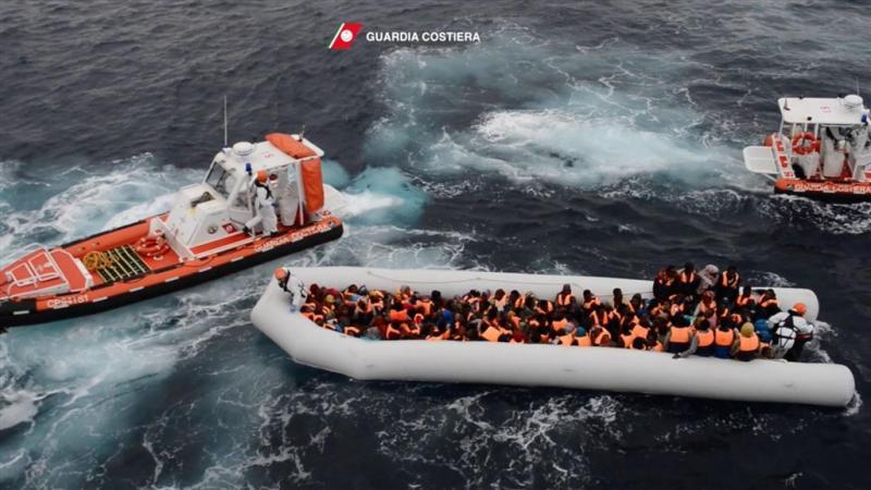 EU nam 2672 Syriërs over van Turkije