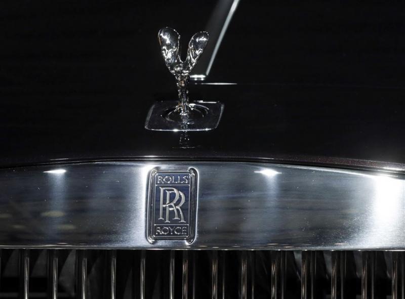 Rolls-Royce dicht bij verkooprecord in 2016