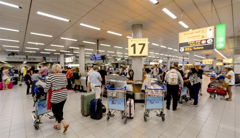 Passagiersrecord voor luchthaven Schiphol