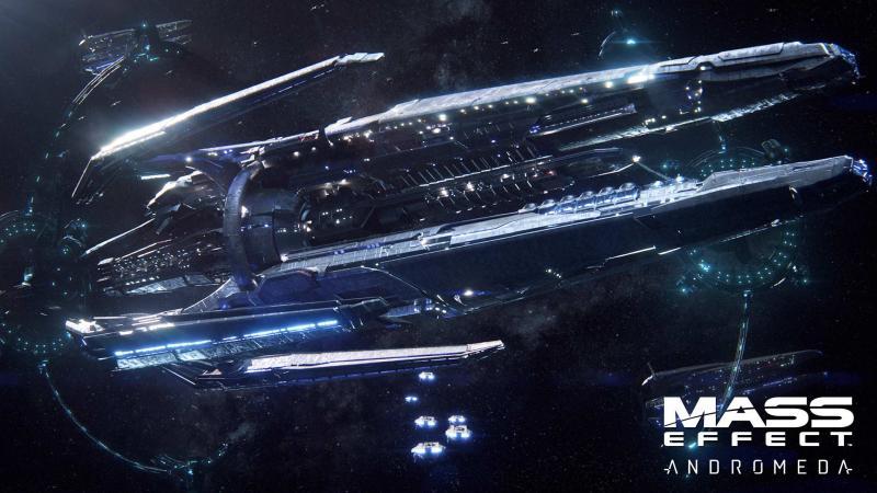 Mass Effect: Andromeda - Ark
