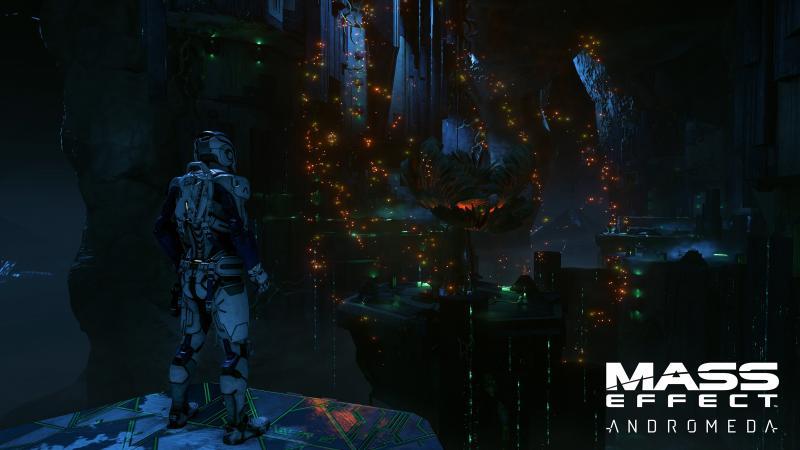 Mass Effect: Andromeda - Flora en Techniek