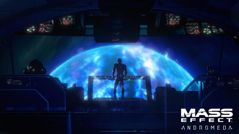 Mass Effect: Andromeda - Brug