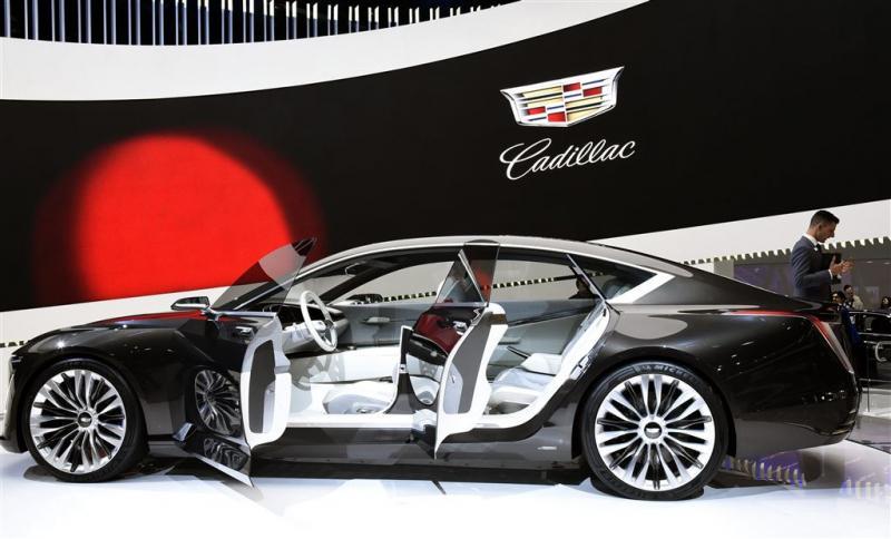 General Motors ziet winst verder stijgen