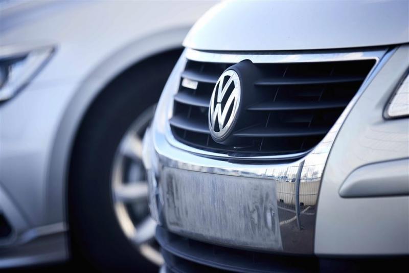 Autoverkoop Volkswagen weer in de lift