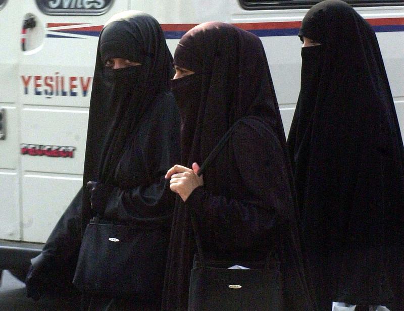 Boerka en Niqab verboden in Marokko (foto: Wikipedia)