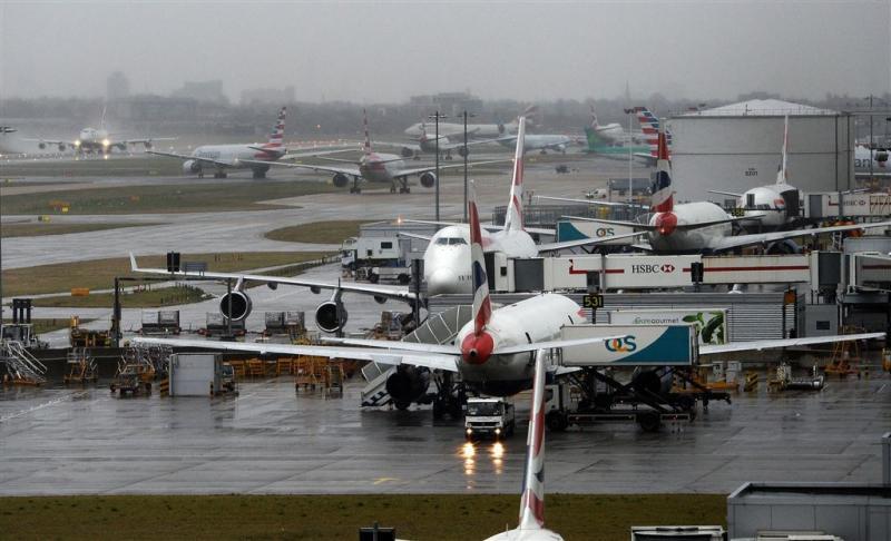 Record voor Heathrow: 76 miljoen passagiers