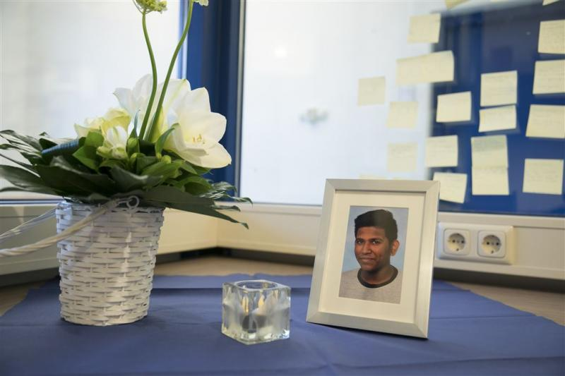 School beveiligd na dood gepeste leerling