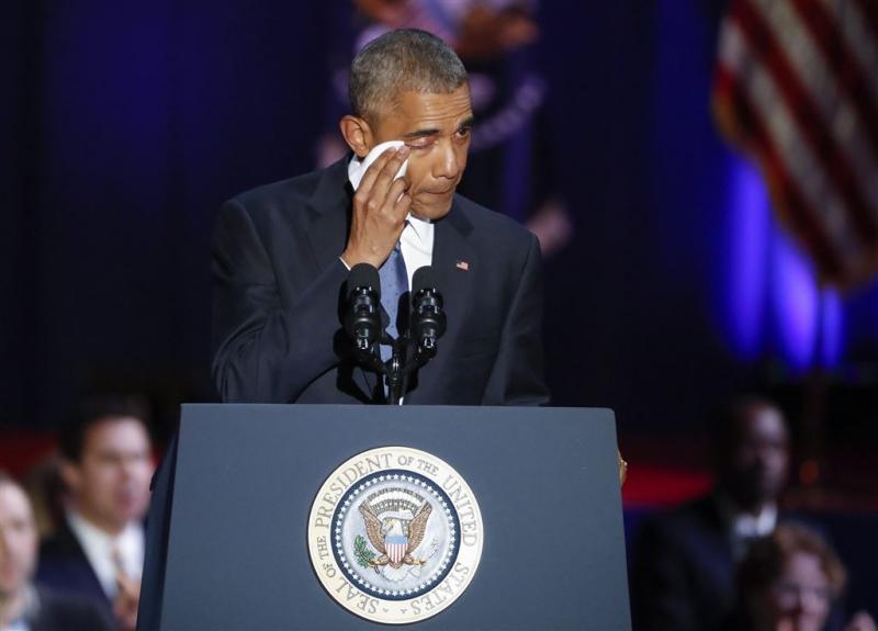 Obama: blijf naar elkaar luisteren