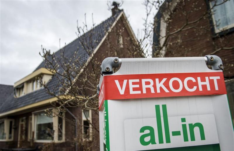 'Woningmarkt stoomt in 2017 verder op'