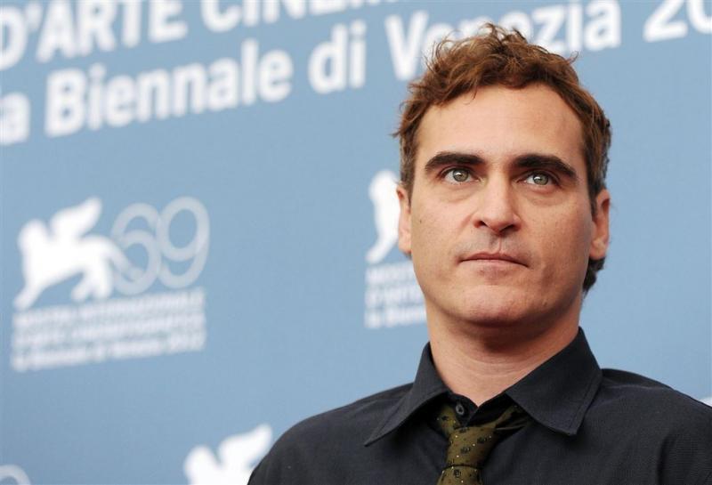 'Joaquin Phoenix en Rooney Mara zijn setje'