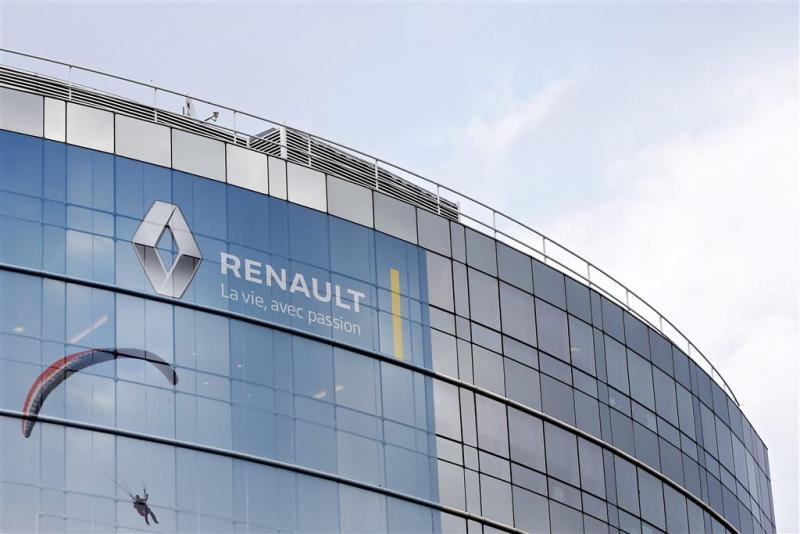 Justitie onderzoekt emissiefraude bij Renault