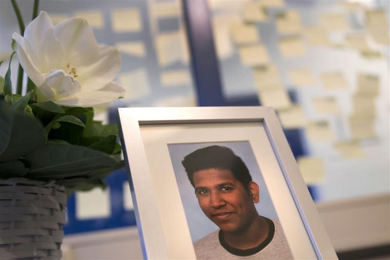 Familie toch bij herdenking dode scholier