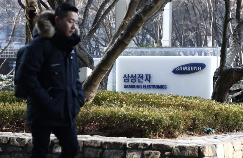 Topman Samsung 22 uur ondervraagd