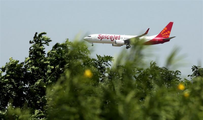 Boeing krijgt megaorder van SpiceJet