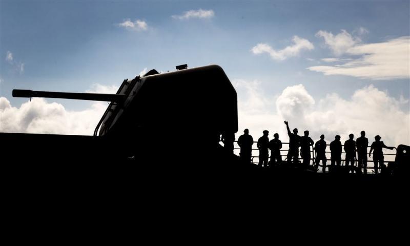 Militairen halen schouders op over diversiteit