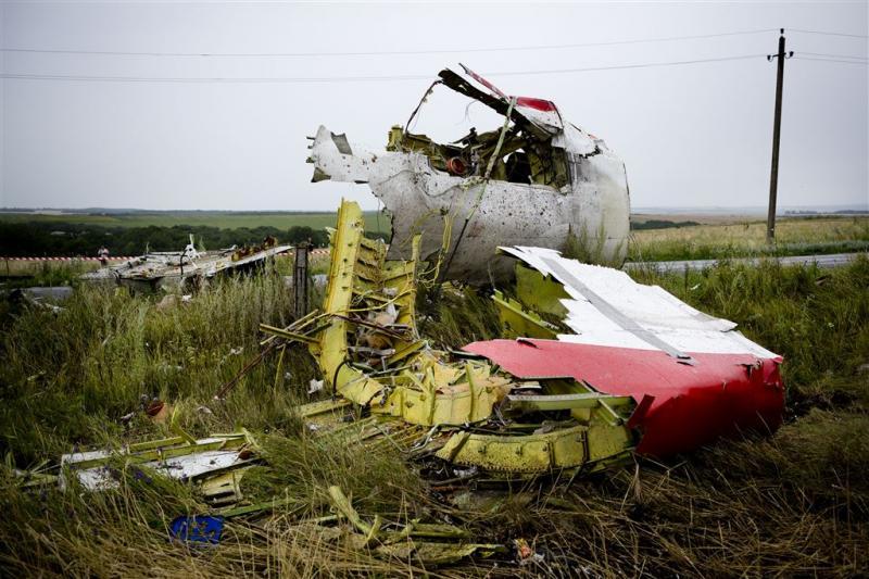 Stuk bot bij meegenomen spullen rampplek MH17
