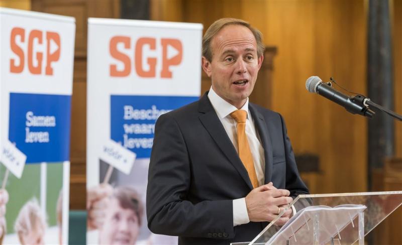 SGP: zorgen over islam, immigratie strenger
