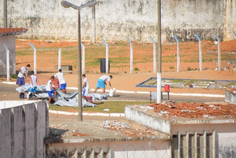 Weer rellen in Braziliaanse gevangenis