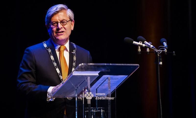 Aptroot tijdelijk burgemeester Wassenaar