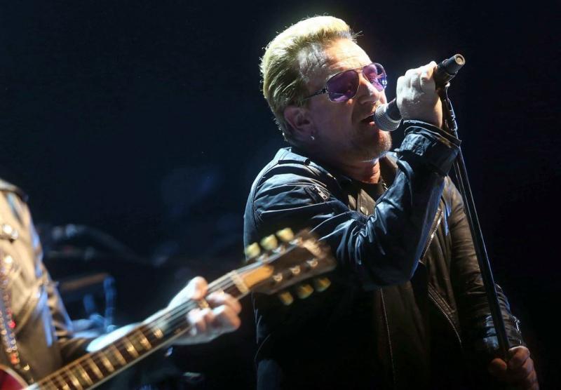 U2 geeft extra concert in Amsterdam