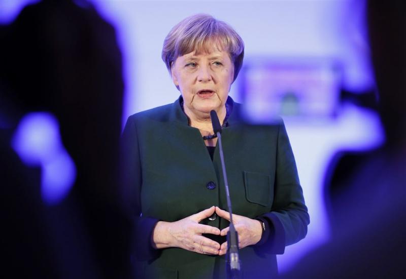 Merkel: lot van Europa ligt in onze handen