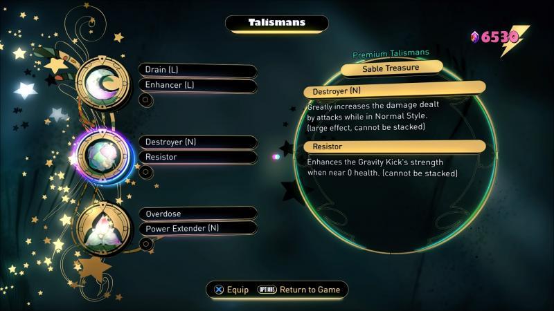 Gravity Rush 2 - talisman (Foto: Sony)