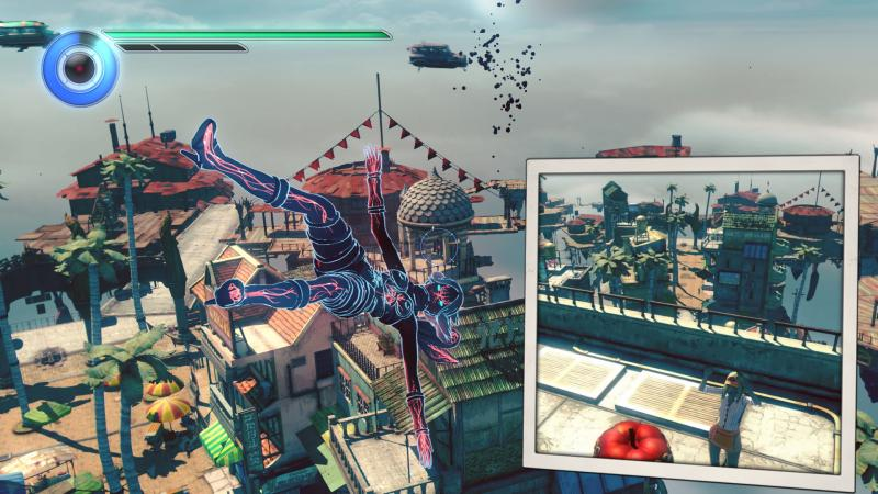Gravity Rush 2 - Finding Photo Treasure (Foto: Sony)