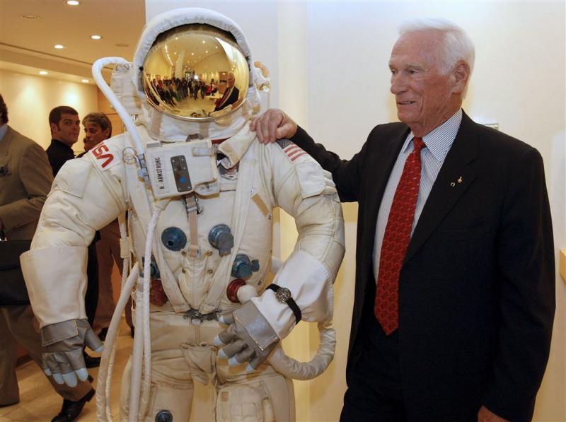 'Laatste mens op de maan' overleden