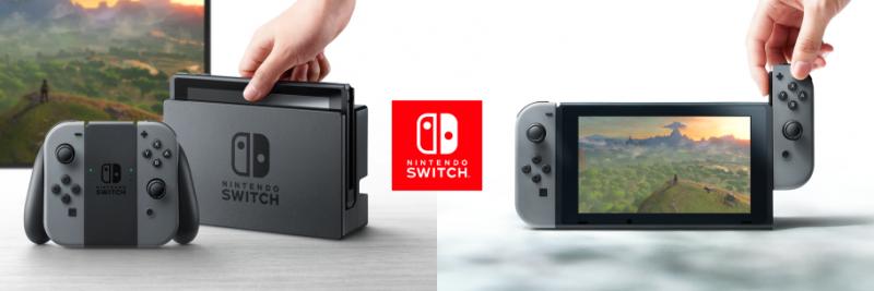 Nintendo Switch - hoe jij wilt spelen