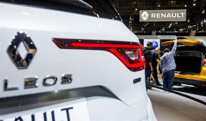 Recordjaar voor Renault