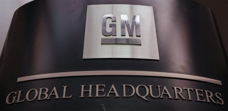 GM steekt miljard extra in autoproductie VS
