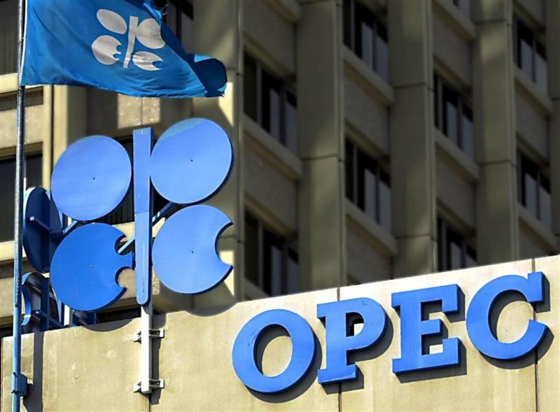 Olieproductie OPEC-landen en Rusland omlaag