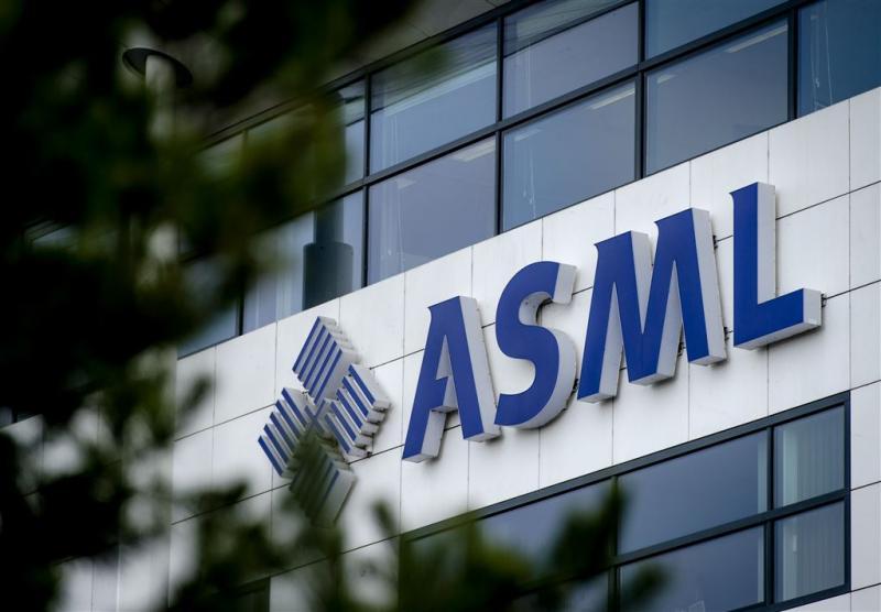 ASML overtreft opnieuw eigen omzetverwachting