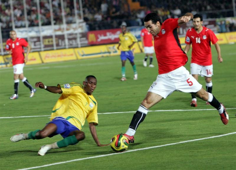 Egypte zet voetbalheld op terreurlijst