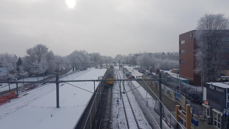 Winterfoto's uit heel Nederland!  (Foto: bondage)