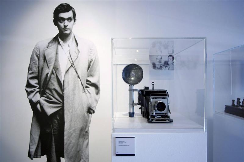 Weduwe Kubrick zet Frans landgoed te koop