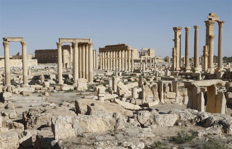 'IS executeert 12 gevangenen in Palmyra'