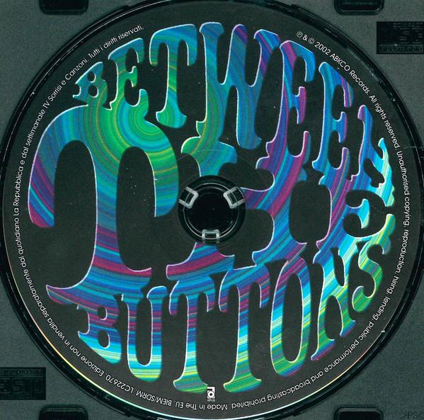 Italiaanse her-uitgave van Between The Buttons uit 2016