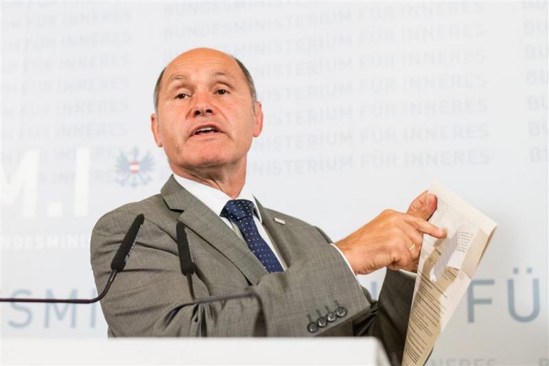 Oostenrijker plande aanslag in Wenen
